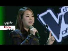 보이스코리아 시즌1 - [보이스코리아_유성은]Ten Minute sung by Yoo Sung-Eun @The Voice Korea_Ep.2 - YouTube