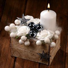 Stroik na Boże Narodzenie Biel w Brzozie