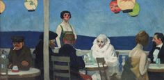 Sedef's Corner: Edward Hopper - The Painter of American Loneliness