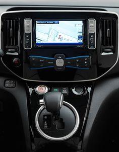 Nissan e-NV200 – Un concept 100% électrique pour les VIP - via www.nissan-couriant.fr