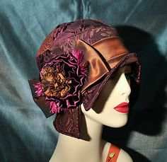 antique flapper hat - Bing Images