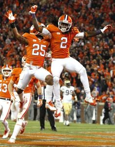 "GOOD JOB TIGERS!!! Good try! That was a really good game despite the loss. I know yall tried! I just really dont want to go to school and listen to all the Shamecock fans saying ""Blah blah blah Carolina"" ""Blah blah blah beat Clemson"" But anyways good game!! GOOO TIGERS!!!!!!"