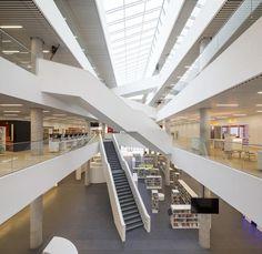 Projekt: Halifax Central Library - schmidt hammer lassen architects