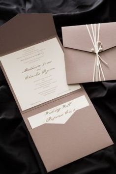 Elmira Invitation - Wedding Invitations & Stationery