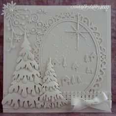 all_in_white_by_Debby4000 by Debby4000 - Cards and Paper Crafts at Splitcoaststampers