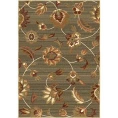 @Overstock - Versailles Rattan Blue Rug (7'10 x 10'10) - The field of this unique rug is covered with beautiful floral images, yet it still has an attractive coloration that is truly lovely in its own right. Add a sense of style and grace to your home with this captivating area rug.  http://www.overstock.com/Home-Garden/Versailles-Rattan-Blue-Rug-710-x-1010/9354920/product.html?CID=214117 $229.49
