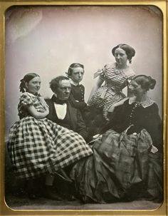 Born in 1808: Inspirational primary resources - Part 2 Period photographs