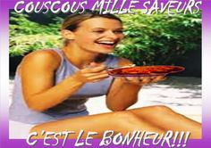 COUSCOUS GLAMOUR AUX MILLES SAVEURS C'EST UN VRAI BONHEUR !!!! http://allo-couscous-13.com/special-ete-salades-fraiches-brochettes-et-faniente/