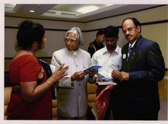 Release of book on ADHD authored by Ms.Parvathy Viswanath by Dr. A.J. Abdul Kalam, President of India on September 4th 2006 ... full info at: http://aikyas.blogspot.in/p/events.html
