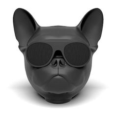 Wireless Speaker Bulldog Bluetooth Speaker Outdoor Portable Bass Speaker Touch Control #FrenchBulldog