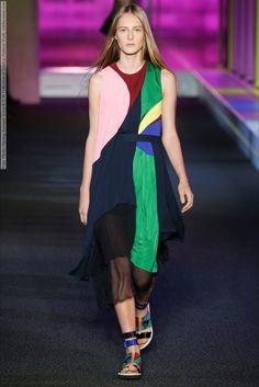 Peter Pilotto (Spring-Summer 2015) R-T-W Collection at London Fashion Week  #AlexandraElizabeth #AnnelyBouma #CarlyMoore #DashaDenisenko #ElisabethErm #EmmyRappe #FrederikkeSofieFalbe-Hansen #GeorgiaHilmer #HarlethKuusik #HedvigPalm #HelenaSeverin #Hollie-MaySaker #IanaGodnia #IrmaSpies #KaiNewman #KidPlotnikova #LeraTribel #LinaBerg #London #MajaSalamon #MartaPlaczek #MortaKontrimaite #OlaMunik #OliviaDavid #OlympiaCampbell #PeterPilotto #SabrinaIoffreda #VittoriaCeretti #YuliaMusieichuk