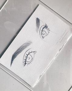 Kiara saved to KiaraBrak dostępnego opisu zdjęcia. Pencil Art Drawings, Art Drawings Sketches, Cute Drawings, Doodle Drawing, Sketch Drawing, Drawing Tips, Sketching, Art Du Croquis, Sketch Painting