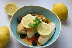 Marokkanisches Zitronenhuhn. Ein herrlich erfrischendes Sommergericht. Couscous, Lime, Fruit, Food, Chicken, Lemon Balm, Fresh, Meal, Easy Meals