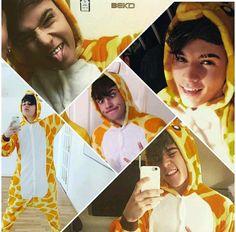 Crazy giraffe ❤❤