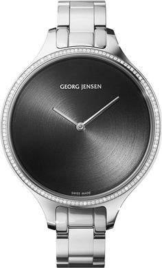 Georg Jensen Watch Concave #basel-15 #bezel-diamond #bracelet-strap-steel #brand-georg-jensen #case-depth-7-3mm #case-material-steel #case-width-39mm #delivery-timescale-call-us #dial-colour-black #gender-ladies #luxury #movement-quartz-battery #new-product-yes #official-stockist-for-georg-jensen-watches #packaging-georg-jensen-watch-packaging #style-dress #subcat-concave #supplier-model-no-3575577 #warranty-georg-jensen-official-2-year-guarantee #water-resistant-30m