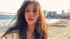 """@soocolor on Instagram: """"@loveitmore_official """" Girl Couple, Glo Up, Yu Jin, Bys, Ulzzang Boy, Asian Girl, Long Hair Styles, Female, Celebrities"""