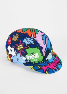 Paul Smith + Cinelli 'Comic Characters' Cycling Cap