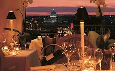 Before Prom: Dinner at fancy restaurant