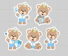 Quarto De Bebe Do Urso Principe