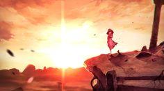 All arts Anime Style, Image Boards, All Art, Anime Art, Sky, Manga, Sunset, Wallpaper, Drawings