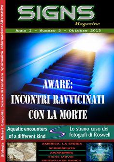 Online il numero 5 di SIGNS Magazine in download gratuito