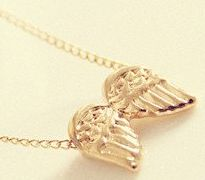 Make a wish - Wings / Guld