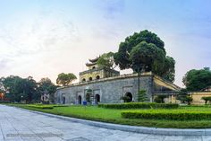 The Imperial Citadel of Thang Long, is an intriguing relic of Vietnam's history and, signifying its historical and cultural importance, was made a UNESCO World Heritage Site in 2010. Also known as the Hanoi Citadel, many artefacts and items dating back to between the 6th and 20th
