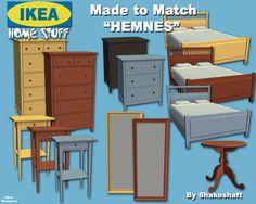 shakeshafts Ikea Home Stuff - Made to Match 2