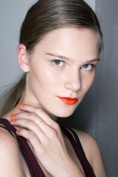Manicure: trendy wiosna-lato 2014, MSGM, fot. Imaxtree
