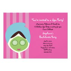 >>>Cheap Price Guarantee          	Spa Bachelorette Invitation           	Spa Bachelorette Invitation online after you search a lot for where to buyDeals          	Spa Bachelorette Invitation please follow the link to see fully reviews...Cleck Hot Deals >>> http://www.zazzle.com/spa_bachelorette_invitation-161120676914725242?rf=238627982471231924&zbar=1&tc=terrest