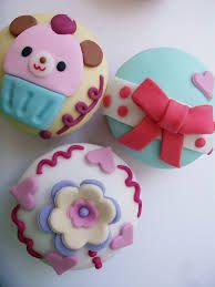 kawaii christmas cakes - Google Search