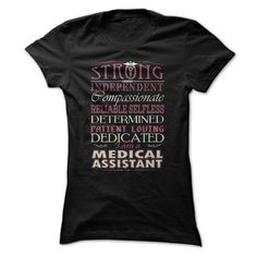 Awesome Medical Assistant T-Shirts, Hoodies. SHOPPING NOW ==► https://www.sunfrog.com/LifeStyle/Awesome-Medical-Assistant-Shirt-42139524-Guys.html?id=41382