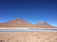 Volcano Licancabur - Bolivia