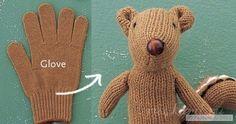 Бурундучок, мягкие игрушки делаем своими руками