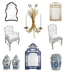 The Rinfret Group    Today we look at my final Chinoiserie trend for 2014. I enlisted the help of my friends at   Charlotte & Ivy , my...