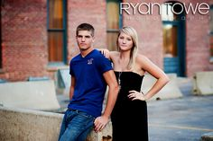 Brother and sister pic... Ryan Towe Photography