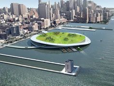 These Waterfront Parks May Be The Future of NYC Composting