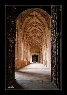 Sigüenza - Claustro Catedral