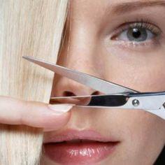 Aprenda como cortar cabelo sozinha em casa e economize. Aprenda a cortar curto, repicado, reto, em V e muito mais. Clique nesse link e aprenda agora mesmo!