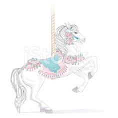 stock-illustration-5338198-white-carousel-horse.jpg 556×556 pixels