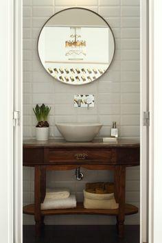 Apartment / Bathroom - Architecture & Interior Design by Tiago Patrício Rodrigues - Lisbon