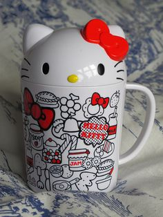 Hello ❤ Kitty MUG