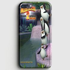 Penguins Of Madagascar Action iPhone 8 Plus Case | casescraft