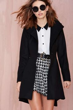 BB Dakota Galice Coat - Coats