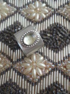 Handmade silver ring with gemstone, Lemon Citrine. door JackysJewels op Etsy