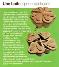 Quatrefoil Box Plans - Woodworking Plans