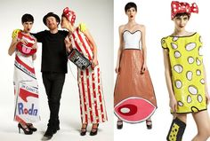 Pop Art Dresses by The Rodnik Band_04_delood.jpg