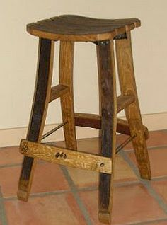 wine barrel furniture | Vintage Wine Barrels!: Furniture, candle holders, ect...