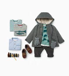 Shop by Look - Baby jongen | 3 - 36 maanden - KINDEREN | ZARA België