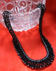 Uncomplicated necklace. Discussion on LiveInternet - Russian Service Online diary